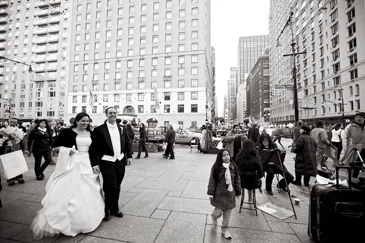 Alexandra & Kayvan, Hotel Park Lane New York, Harold Pratt House, New York, Wedding