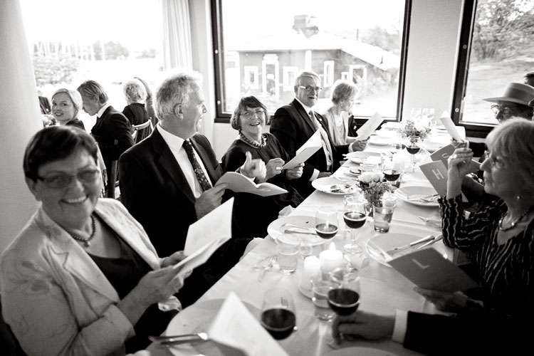 Charlotta & Marcus, St. John's Church, Restaurant HSS Boathouse, Helsinki, Wedding