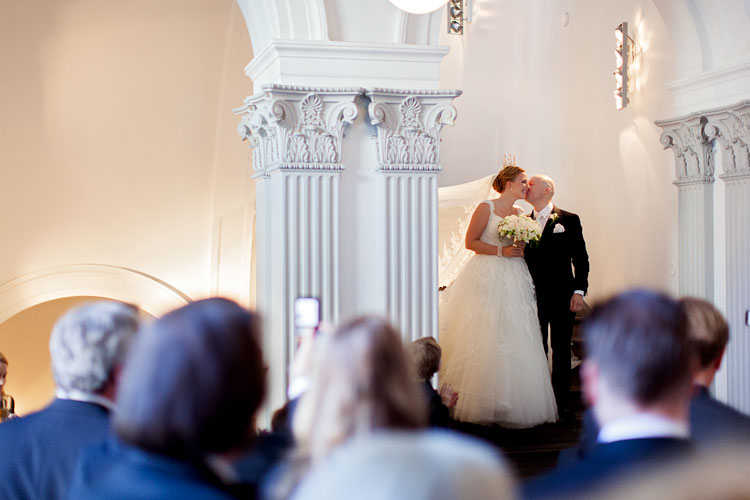 Monica & Pekka, The Old Church, G18 Ballroom, Wedding, Helsinki