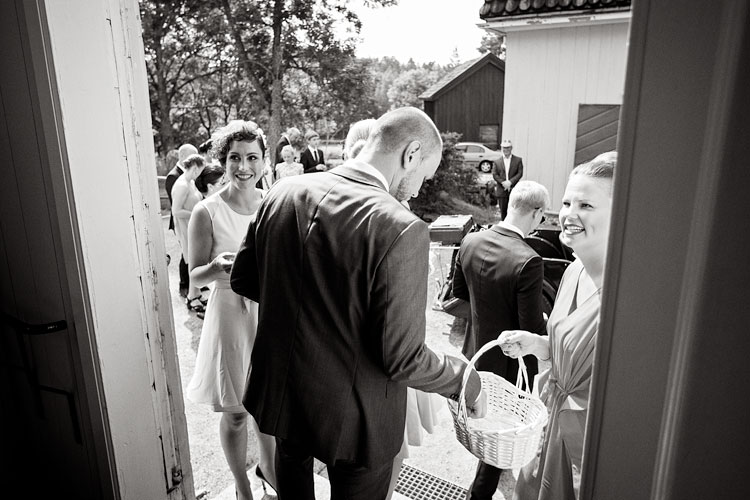 Saija & Veli-Matti, Snappertuna Church, Calliola, Raasepori, Wedding